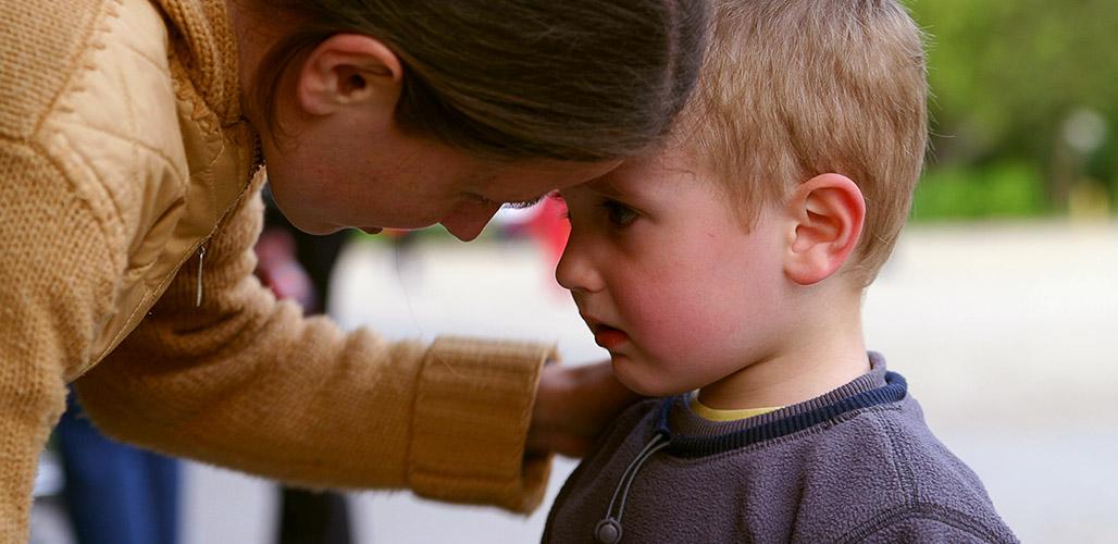 Praten met een kind