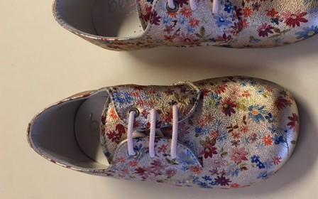 Bloemen schoentjes