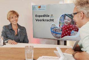 Screenshot Expeditie Veerkracht