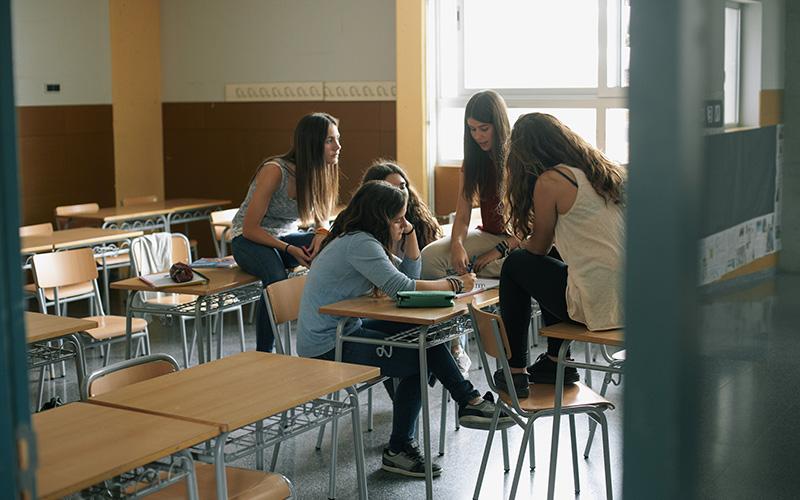 jongeren augeo onderzoek scholieren