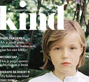 Cover KIND magazine